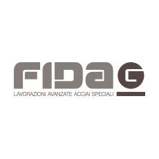 Fida G | Lavorazioni Avanzate Acciai Speciali Logo