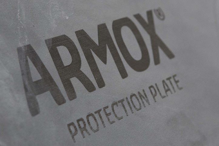 Fida G - Armox lavorazione acciaio speciale di qualitò